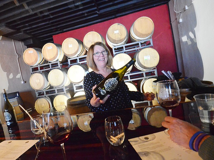 Carlson Creek Winery/Vyto Starinskas