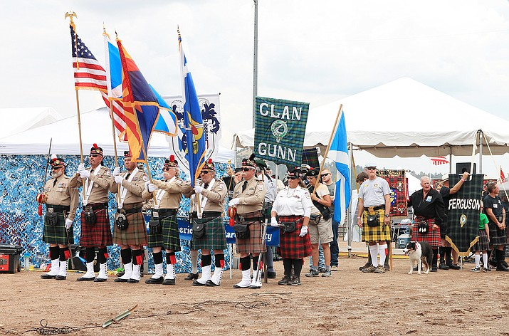The Northern Arizona Celtic Highland Association held its annual festival in Williams July 17- 18 at the Williams Rodeo Grounds. (Loretta McKenney/WGCN)