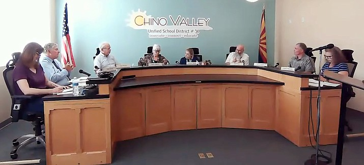 The Chino Valley Unified School District board has laid out its plans and guidelines for the 2021-22 school year. (Aaron Valdez/Review)