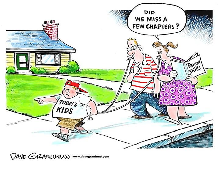 Editorial cartoon (1): July 22, 2021