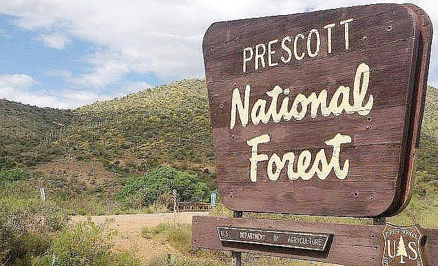 Officials with the Prescott National Forest Service announced that they have rescinded all fire restrictions as of 8 a.m. Wednesday, July 21, 2021. (Independent file photo)