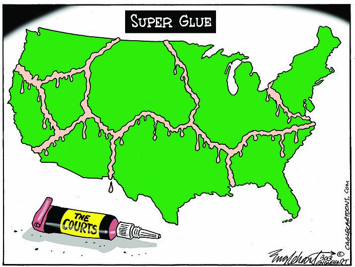 Editorial cartoon (1): July 26, 2021