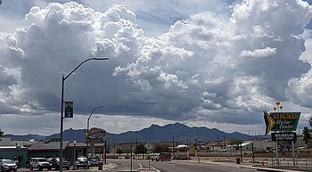 Flash flood watch in effect for Kingman area until Monday photo