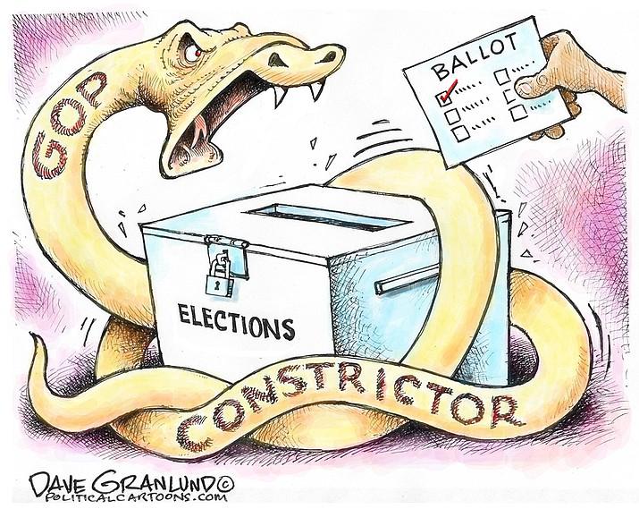 Editorial cartoon (1): July 28, 2021