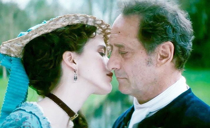 """""""Casanova, Last Love"""" will be shown at the Mary D. Fisher Theatre July 30-Aug. 5. Showtimes will be 7 p.m. on Friday, Saturday and Sunday, July 30 and 31 and Aug. 1; and 4 p.m. on Tuesday, Wednesday and Thursday, Aug. 3, 4 and 5."""