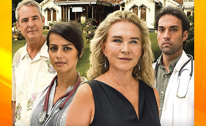 Ruby Walker, a young physician, flees London to relocate to a small coastal town in Southern India. While working at The Good Karma Hospital, she hopes to heal her heart and reconnect with her biological father. Another show supposedly taking place in India was filmed entirely on location in Sri Lanka.