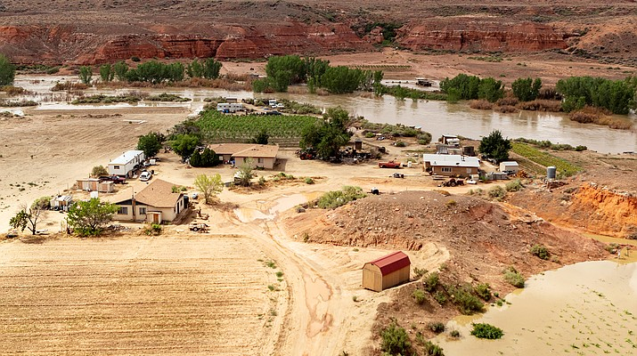Hopi Chairman declares state of emergency after extensive flooding at Moenkopi