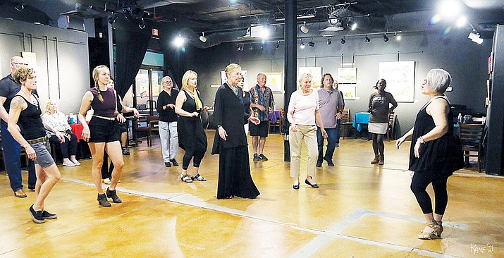 Dana De Luz leads this Salsa 101 six-week series where you'll learn and perfect at least 15 easy Salsa steps. Have fun while enjoying lively Latin music certain to get your hips moving. Courtesy photo