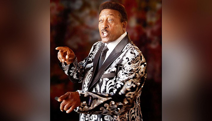 Chicago native Sammy Davis has been performing around the Verde Valley for quite a while and has built up a loyal fan base. He has played all over the world and his charismatic friendly stage presence is more than just an act.