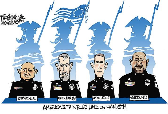 Editorial cartoon (2): July 29, 2021