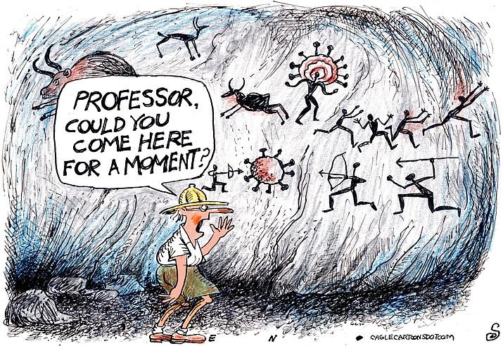 Editorial cartoon (1): July 31, 2021