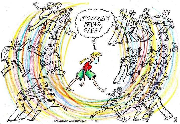 Editorial cartoon (1): August 2, 2021