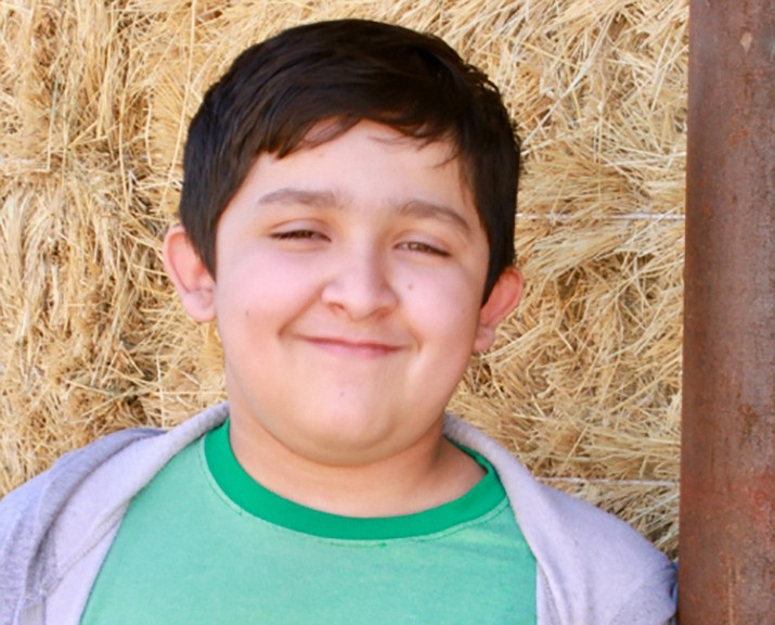 Get to know Enrique  at https://www.childrensheartgallery.org/profile/enrique and other adoptable children at childrensheartgallery.org. (Arizona Department of Child Safety)