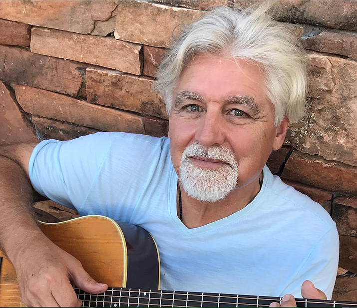 On Friday, Aug. 6, 2021, from 6:30 to 9:30 p.m. singer/songwriter Jerry McFarland entertains at Bella Vita Ristorante in Sedona. (Kudos file photo)