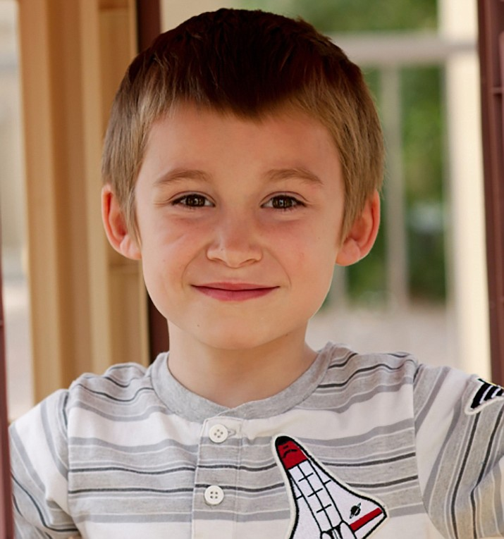 Get to know Johnie at https://www.childrensheartgallery.org/profile/johnie and other adoptable children at childrensheartgallery.org. (Arizona Department of Child Safety)
