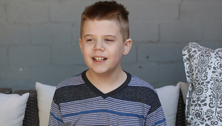 Get to know Thomas at https://www.childrensheartgallery.org/profile/thomas-0 and other adoptable children at childrensheartgallery.org. (Arizona Department of Child Safety)