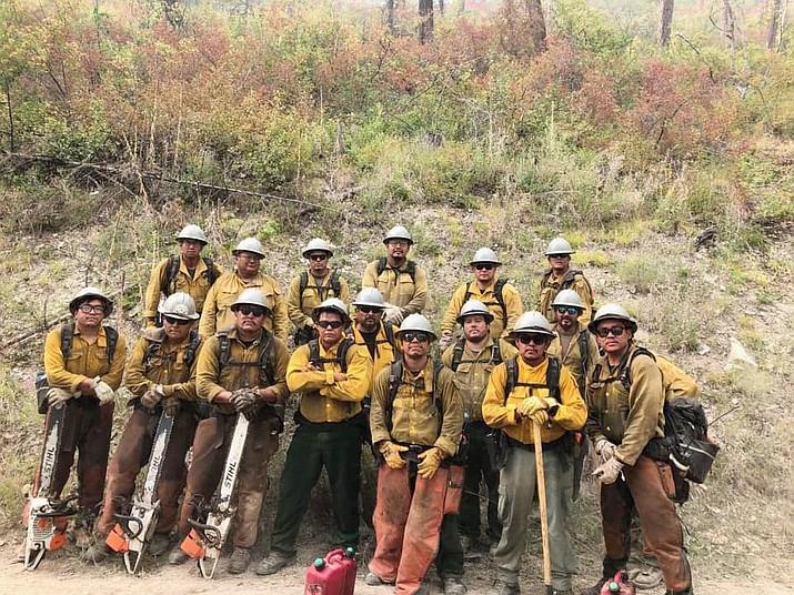 (Photo courtesy of BIA Wildland Fire Management)