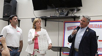 Mohave County lawmakers focus on ballot integrity during legislative update photo