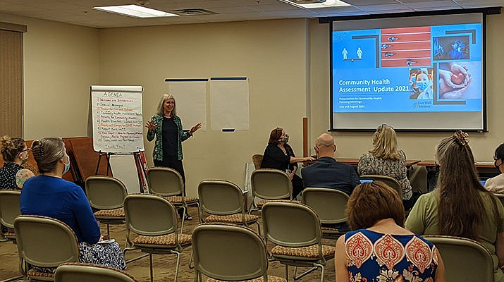 Health Initiative: Kingman community weighs in on Live Well Mohave
