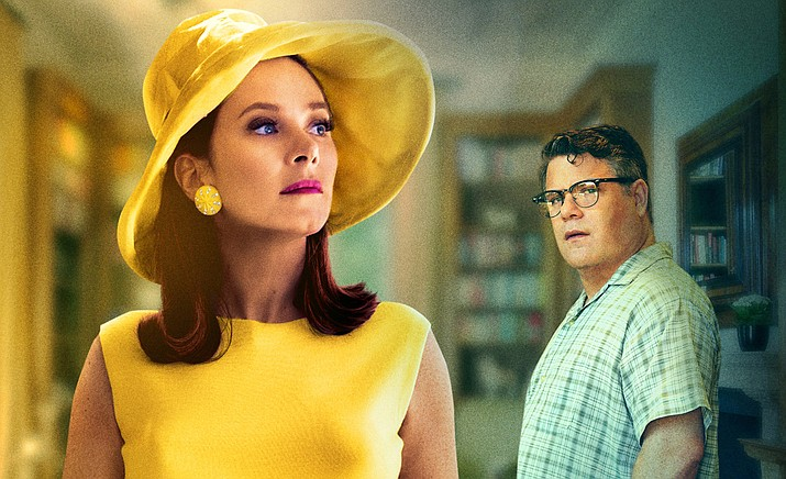 """Based on a true story, """"Charming the Hearts of Men"""" is a romantic drama set during the politically charged early 1960s starring Anna Friel and Kelsey Grammer. (SIFF/Courtesy)"""