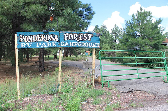Coconino County Planning and Zoning has approved a conditional use permit for a new RV park in Parks. (Wendy Howell/WGCN)