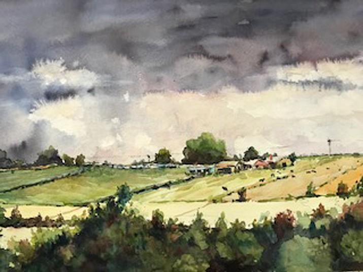 Hard Rain by Michael Trulson.  (EVAA/Courtesy)