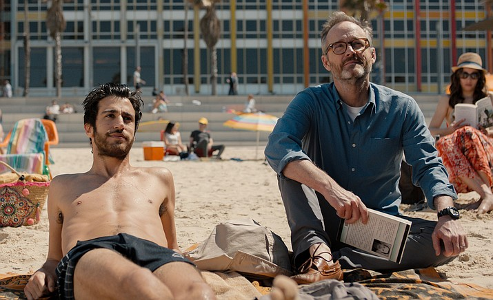 A New York Times writer visits Tel Aviv after suffering a tragedy. The city's energy and his relationship with a younger man he meets there bring him back to life. (SIFF/Courtesy)
