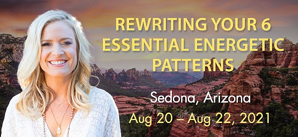 Rikka Zimmerman, a global leader in consciousness, is scheduled to host a three-day workshop at the Sedona Performing Arts Center on Aug. 20-22, 2021. (Courtesy)