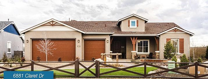 Feature Home: 6881 Claret Dr., Prescott.