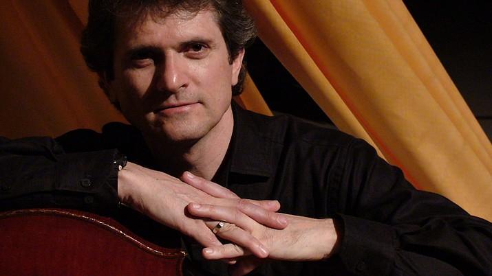 Jan Simiz, cellist. (Courtesy)