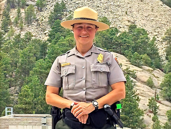 Angela Boyers has been selected as new chief ranger at Grand Canyon National Park. (Photo/NPS)