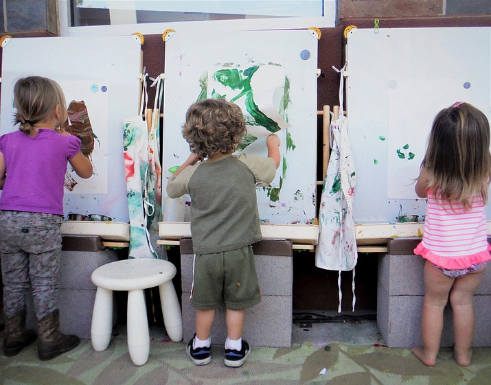 The Higher Education Childcare Subsidy, a three-year pilot program with the Arizona Department of Economic Security, will pay up to $725 per child, per month, in childcare expenses for qualified full-time students in the fields of nursing, nursing intent, early childhood and K-12 education. (YC/Courtesy)