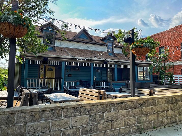 The Barley Hound gastropub, 234 S. Cortez St., in downtown Prescott reopened this past week after a nearly year-long renovation, the establishment's ownership group announced. (Vivili Hospitality Group/Courtesy)