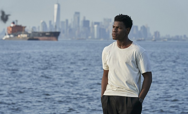 """""""Naked Singularity"""" tells the story of Casi (John Boyega), a promising young NYC public defender whose idealism is beginning to crack under the daily injustices of the very justice system he's trying to make right. (SIFF/Courtesy)"""