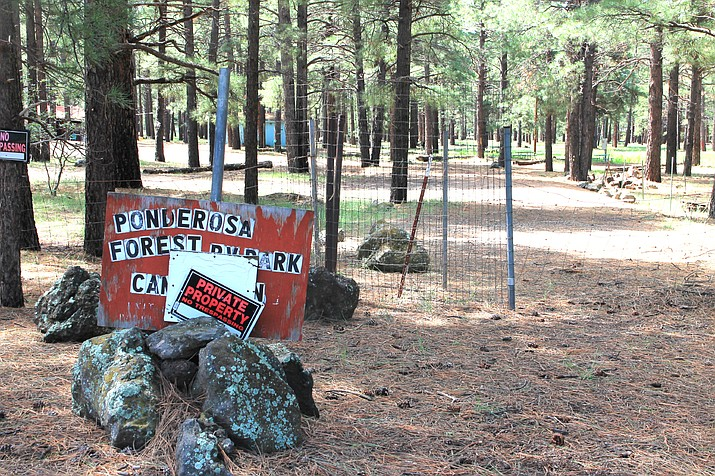 Coconino County Board of Supervisors will make a decision about a conditional use permit for an RV park in Parks. (Wendy Howell/WGCN)