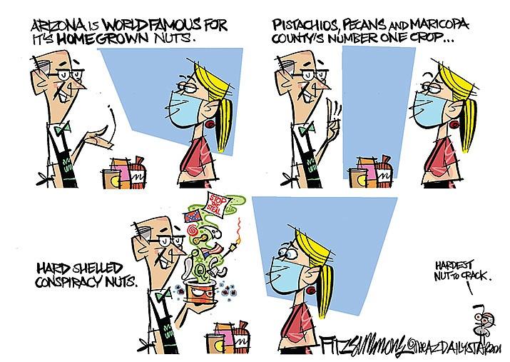 Editorial Cartoon | Sept. 3, 2021