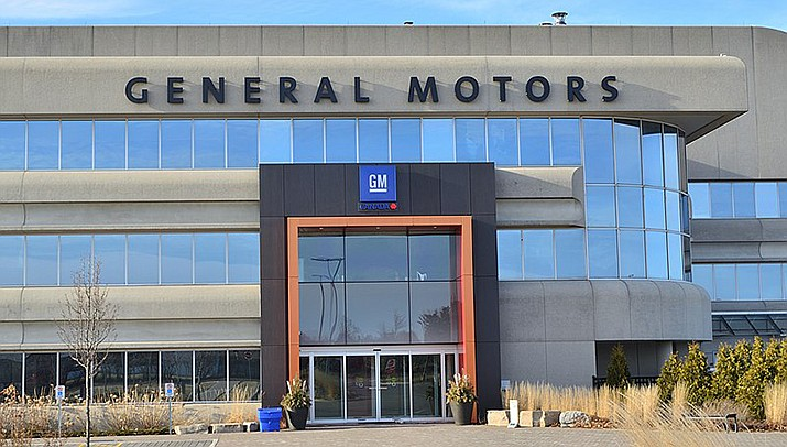 General Motors and Ford have been forced to halt some production due to the computer chip shortage. (Photo by Raysonho, cc-by-sa-1.0, https://bit.ly/2WK7TRM