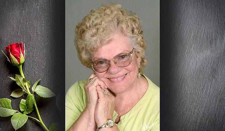 Shirley Ann Wolf Fasano Hajicek. (Courtesy)