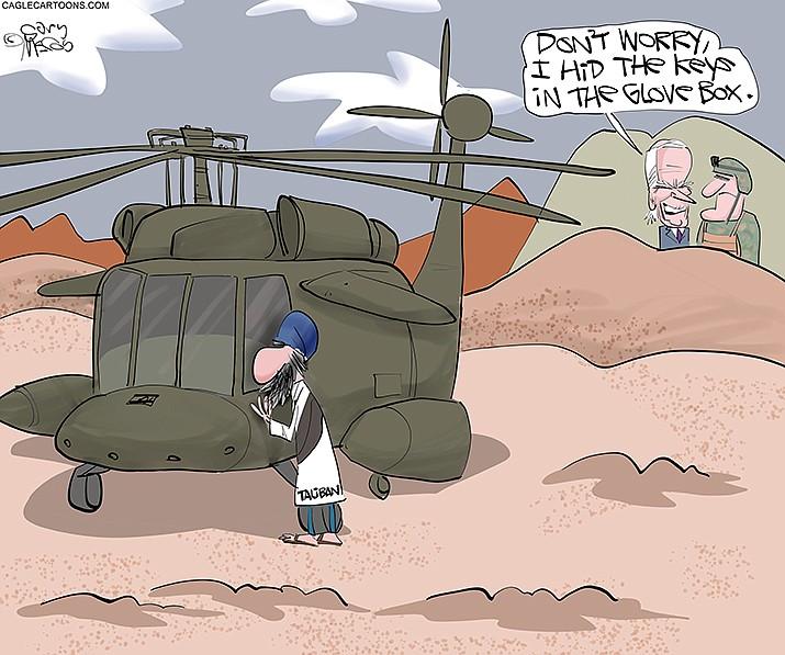 Editorial Cartoon   Sept. 5, 2021