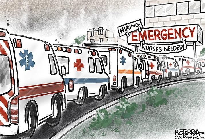 Editorial Cartoon | Sept. 8, 2021