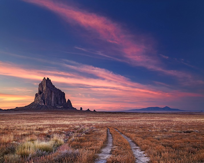 """A psychological thriller set in the Four Corners region of the Southwest, """"Dark Winds"""" centers on two Navajo Nation police officers trying to solve a double murder. (Adobe Stock)"""