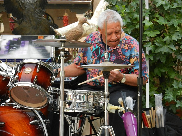 Floyd Roberson has played with a host of musicians in the metro Phoenix area, including Renee Patrick, Beth Lederman, Judy Roberts, Margo Reed, Les Paul Roque, Joel Robin and many others. (SIFF/Courtesy)