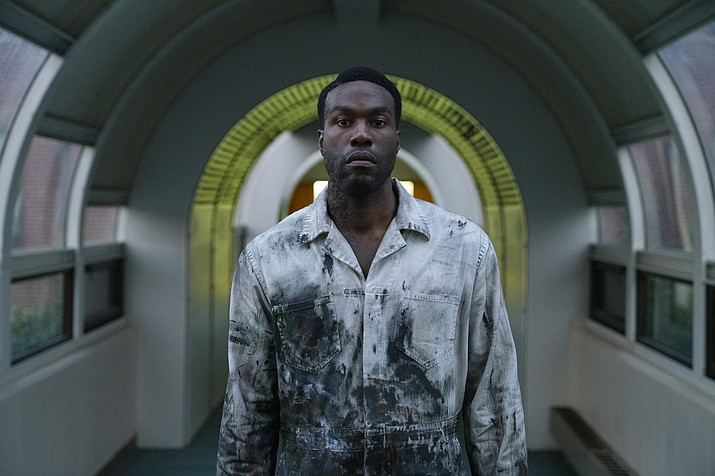 'Candyman' a Universal Pictures release starring Yahya Abdul-Mateen II and Teyonah Parris, is rated R for bloody horror violence, and language including some sexual references. (AP photo)