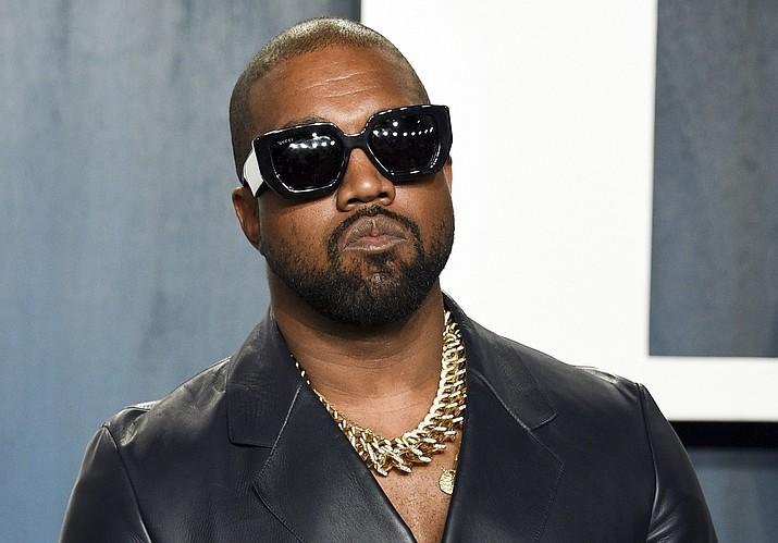 'Donda' by Kanye West (Def Jam/UMG). (AP Photo)