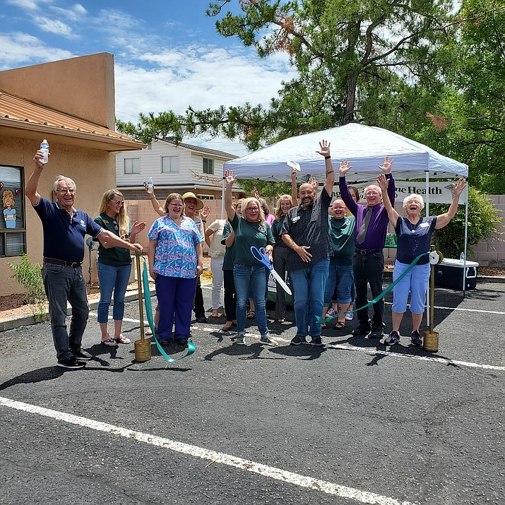 Angels Care Home Health announced its new location at 301 S. Willard St. in Cottonwood. (Angels Care/Courtesy)