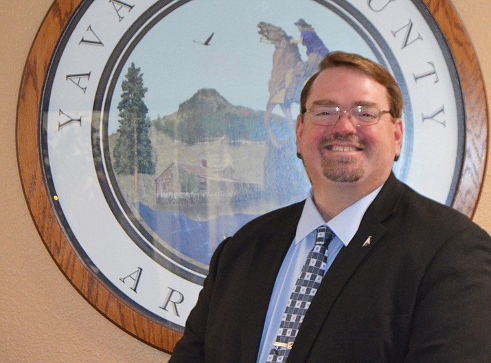 David Williams, who was appointed by the Yavapai County Board of Supervisors as director of development services in December 2017, submitted his letter of resignation Sept. 1, 2021. (Yavapai County/Courtesy, file)