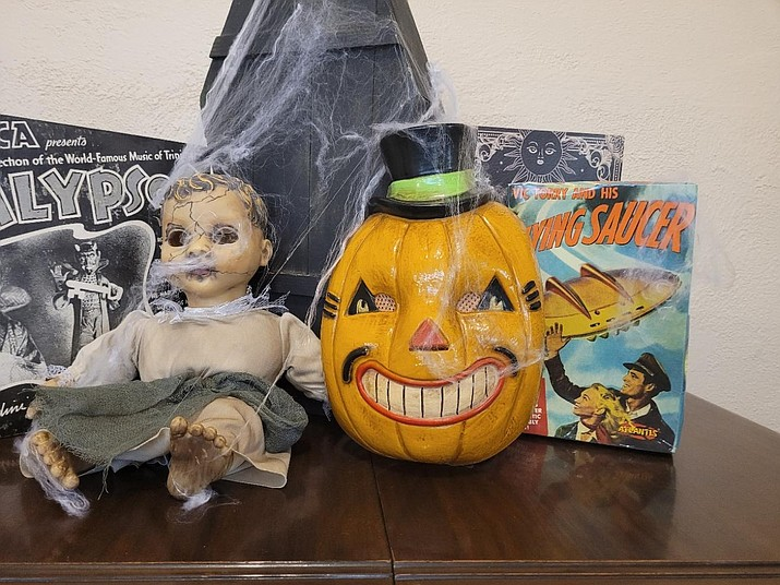 """A """"scarevenger"""" hunt is scheduled for the first four October Saturday's from 3 to 5 p.m. at the Clemenceau Heritage Museum in Cottonwood. (Clemenceau Heritage Museum/Courtesy)"""