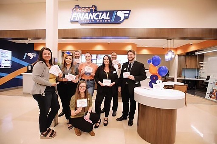 Desert Financial Credit Union opens its first branch in Yavapai County on Sept. 7 in Prescott Valley Fry's. (Courtesy)