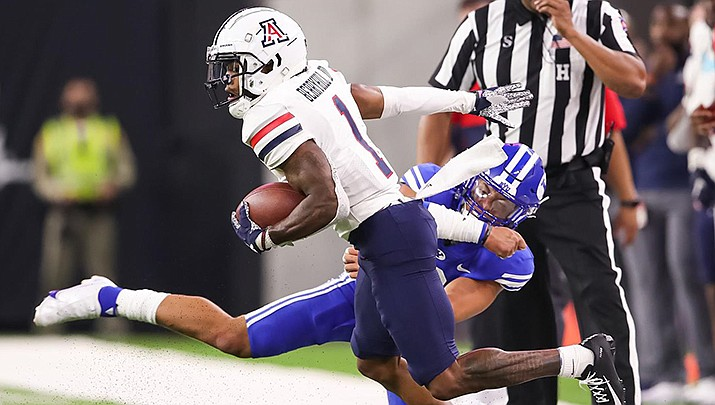 Arizona will be looking to break a 13-game losing streak when it hosts San Diego State in Tucson on Saturday, Sept. 11. (University of Arizona Athletic Department courtesy photo)