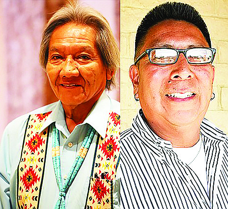 David Norton Talayumpewa and Timothy Loren Nuvangyaoma have advanced to the general election. (Submitted photos)